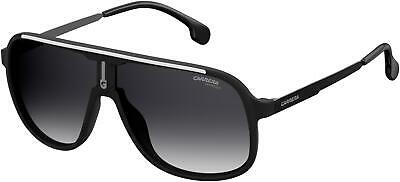 NEW Carrera CA 1007 Sunglasses 0003 Matte Black 100% AUTHENTIC