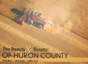 Over 4000 sold  Beautiful Coffee Table book about Huron County