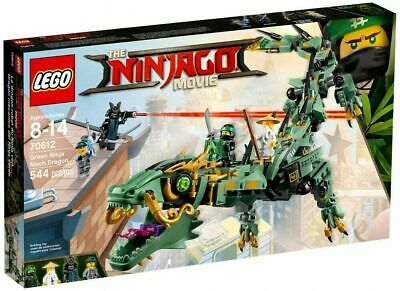 70612 GREEN NINJA MECH DRAGON lego legos set NEW ninjago movie ninja Lloyd