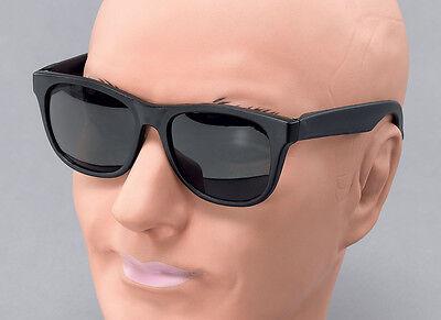 Gangsters Dark Sunglasses Heisenberg  Fancy Dress Costume Mens Blues Brothers