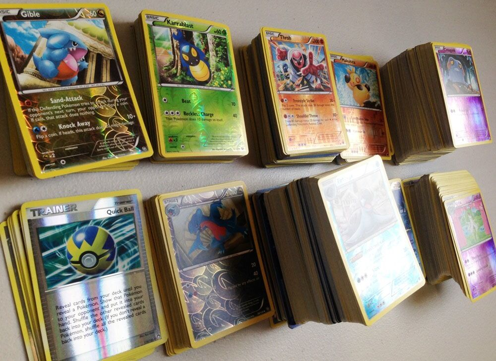 Pokemon Card Lot 100 OFFICIAL TCG Cards Ultra Rare Included - GX EX MEGA + HOLOS 3