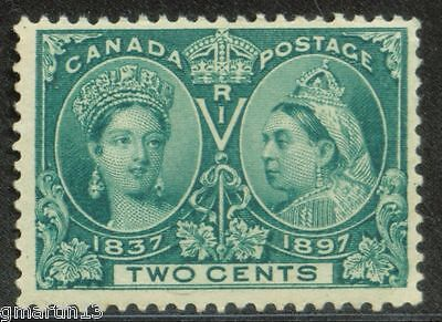 Canada - Scott #52 - Mint VF-NH - 1897 Victoria