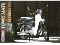 Yamaha Townmate T50 / T80 parts
