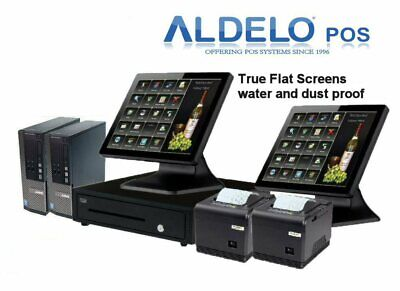 Aldelo Pos Pro Take Out Or Delivery Restaurant Pos Stations Windows 10