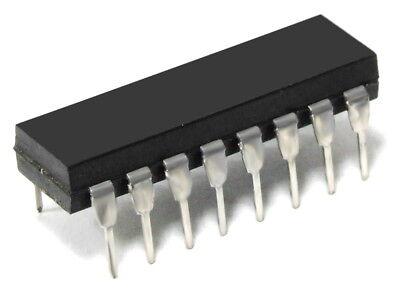 2X MOTOROLA MC14529 DUAL 4 CHANNEL ANALOG DATA SELECTOR 2 FACH IC DIP 16 15V THT