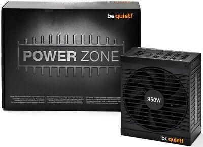 850W Be Quiet! POWER ZONE 850W CM - 80 Plus Bronze, vollmodular