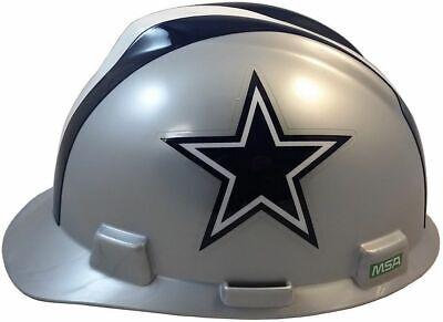 Dallas Cowboys Nfl Team Hard Hat With Ratchet Suspension