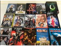 15 DVD's excellent condition special editions & box sets
