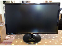 AOC E2343F 23 inch Widescreen LED Monitor £45