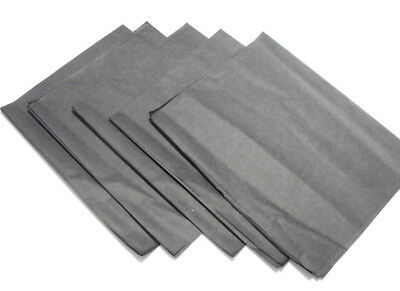 Black Carbon Transfer Paper 5 Sheets Pkg 4ftx8ft coverage - Reuseable