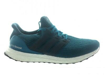 18b162c8f8eea Men s Adidas Ultra Boost 3.0 Running Athletic Shoes S82021 Blue Petrol Size  11.5