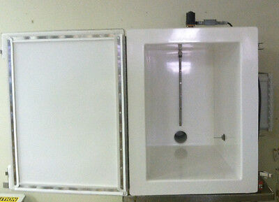 Cryogenic Blast Freezer Or Cabinet Freezer 12 Cf Cubic Foot Co2 Or Nitrogen Tank