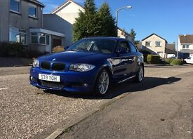 BMW 1 SERIES 2.0 120d MSPORT COUPE