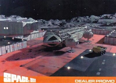 SPACE 1999 Series 2 Rare Premier Cards PCP3 Promo Card Limited to 20