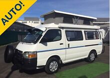 Toyota Hiace Pop-Top Campervan AUTOMATIC LOW KMS Brookvale Manly Area Preview