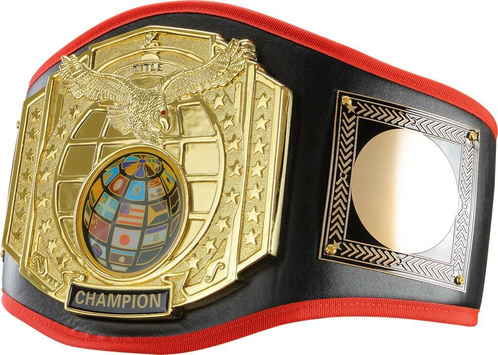 Title Platinum Championship Title Belt Mma Boxing