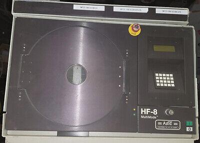 Axic Hf-8 Plasma Etcher
