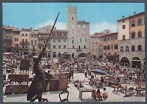 Arezzo citt 29 fiera antiquariato collezionismo cartolina for Arezzo antiquariato