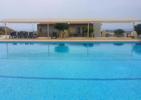 Two Bedroom, Two Bathroom, Penthouse Apartment With Four Balconies in northern Cyprus - for you