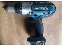 Makita BHP451 Combi drill, Bare unit, fully working. Bargain, NO OFFERS MEANS NO OFFERS