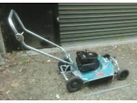 Briggs and Stratton Industrial heavy-duty lawnmower