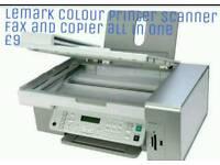 Lemark colour printer