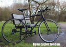 Special Offer GOKU ALLOY / STEEL Frame Single speed road bike TRACK bike fixed gear bike  AA22