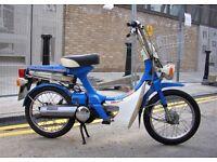 Honda Express NC50 \ Honda Express Deluxe 50cc moped Full MOT