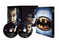 Batman 25th Anniversary (New, sealed) - Zavvi Exclusive Diamond Luxe Limited Edition Blu-ray - £12