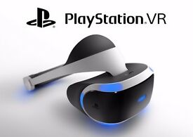 Sony Playstation VR Brand New sealed PS4