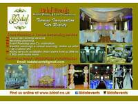 *Wedding Decoration*Venue Styling*Balloon Services*Hire services Chair cover/love sofa