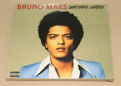 Unorthodox Jukebox  Bonus Tracks   Limited Edition   Deluxe  By Bruno Mars Cd