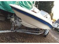 Boat Bayliner Bow Rider Capri 180 Limited Edition 18 feet