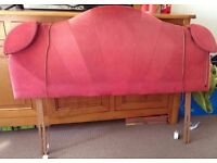 FREE Double Bed Heaboard with night lights