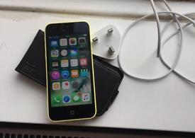 IPhone 5c on ee /virgin & Bt immaculate condition