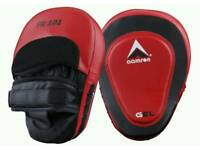 Aamron cowhide Leather focus pads