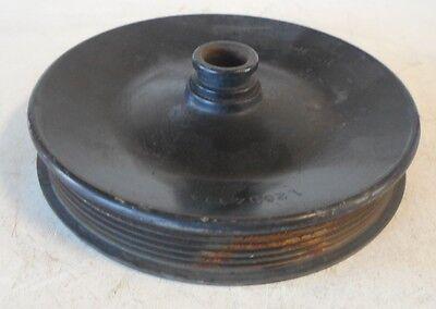 1988-2010 Chevrolet, GM, GMC USED power steering pump pulley 12604004 RF
