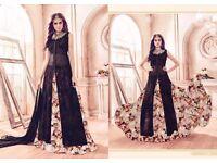 Indian Bollywood Ethnic Designer Anarkali Salwar Kameez Suit &Traditional UK-133