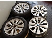2006 BMW 1 Series (E87) 16 inch alloy wheels
