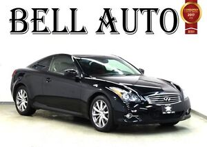 2013 Infiniti G37X SPORT PKG NAVIGATION BACK UP CAMERA AWD LEATH