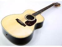 Crafter T035N Grand Auditorium Acoustic Guitar & Gig Bag