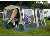 Trailer Tent 2 berth