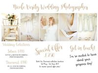 Professional Wedding Photographer *SPECIAL OFFER ON DIAMOND COLLECTION*