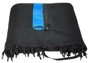 NEW Upper Bounce UBNET-7.5-6-OS Trampoline Enclosure Safety Net Fits for 7.5-Feet Round