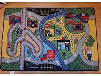 Child's play mat 150 cm x 100cm