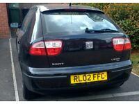 Seat Leon 1.9 diesel MOT failure. Runner. £300 Ono