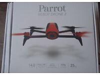 Parrot BeBop Drone 2 (RED/BLACK)
