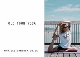 Old Town Yoga - yoga classes