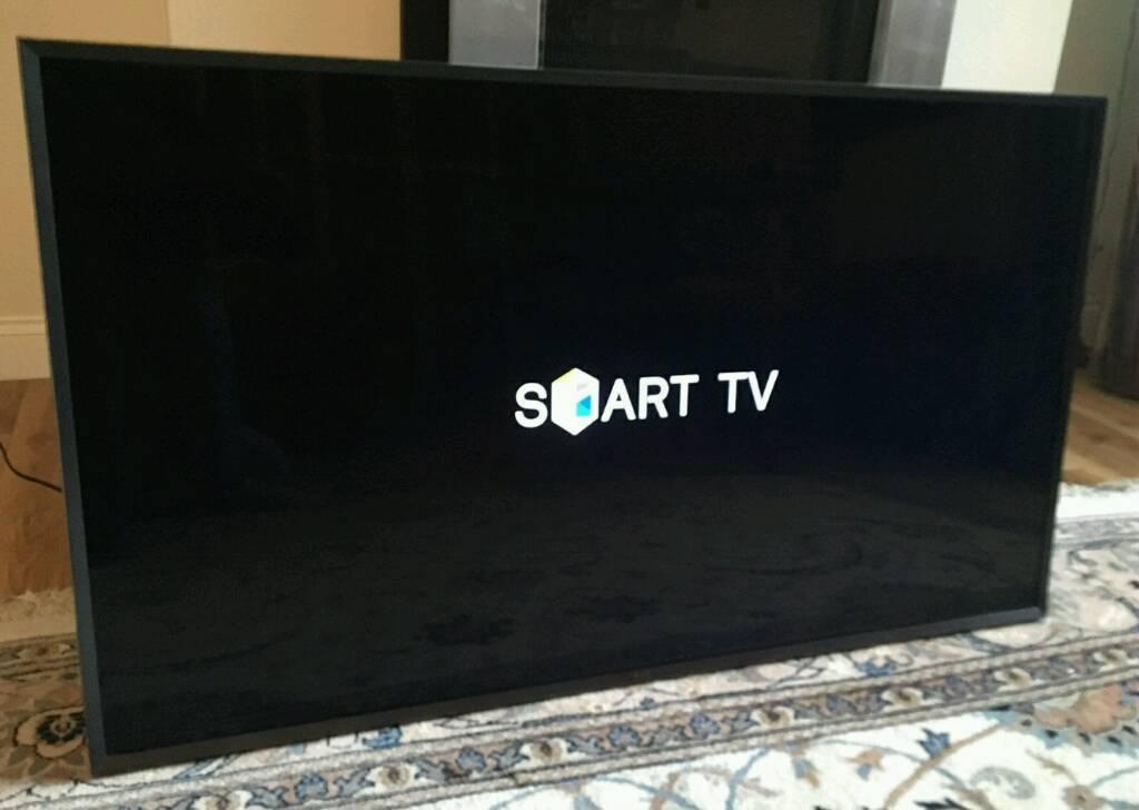 48in Samsung 4K 3D - SMART TV FREEVIEW/SAT HD WARRANTY