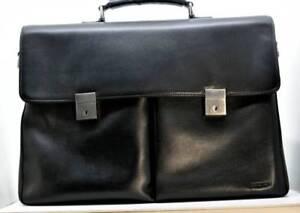 briefcase black in Queensland  42db1de6175a3